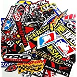 50 Mixed Random Car Motorcycle Motocross Racing Stickers
