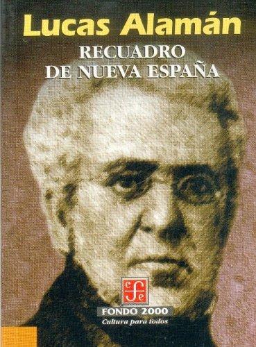 Recuadro de Nueva Espa a (Historia) (Spanish Edition)