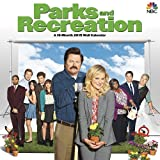 Parks and Recreation 2015 Premium Wall Calendar