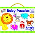 Galt New Baby Puzzles - Jungle