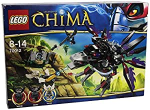 LEGO 70012 Legends of Chima - Razars CHI Räuber