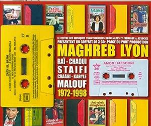 Raï, Staifi, Kabyle, Malouf, ...