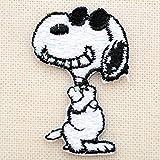 シールワッペン スヌーピー Snoopy(ジョークール) S02Y5894