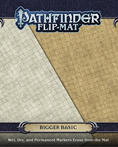 Pathfinder Flip-Mat: Bigger Basic PDF