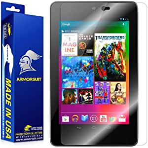 ArmorSuit MilitaryShield - Google Nexus 7 Screen Protector Shield , Lifetime Replacements