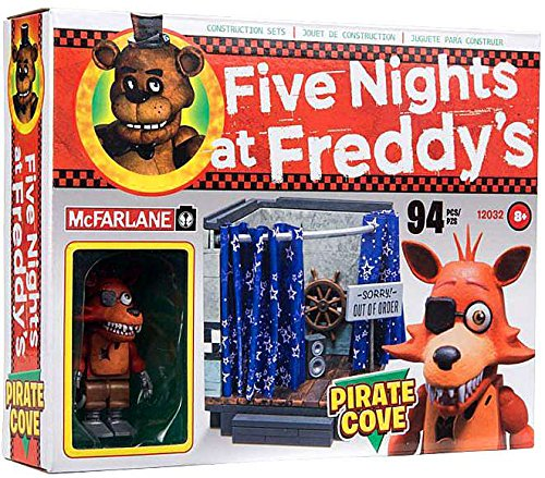 five-nights-at-freddys-pirate-cove-mcfarlane-construction-set