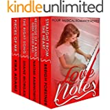 Love Notes: A Musical Romance Boxed Set