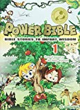 img - for Power Bible: Bible Stories to Impart Wisdom - Complete Set (10 Books) book / textbook / text book