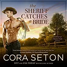 The Sheriff Catches a Bride Audiobook by Cora Seton Narrated by Amy Rubinate