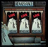 RENAISSANCE LIVE AT CARNEGIE HALL vinyl record