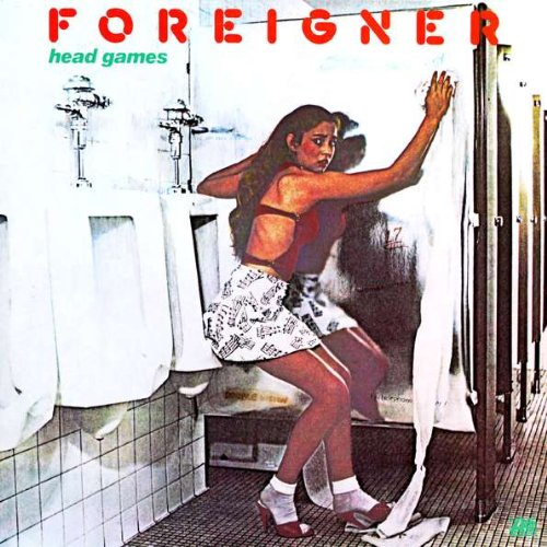 Foreigner - Head Games - Atlantic - ATL 50 651