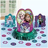 American Greetings Frozen Table Decorations, Party Supplies