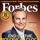 Forbes, November 8, 2016 Audiomagazin von  Forbes Gesprochen von: Daniel May