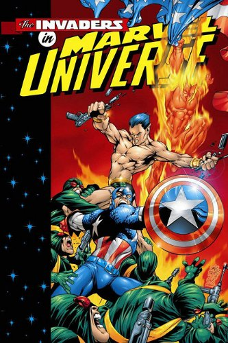 Invaders: The Eve of Destruction (Invaders (Marvel)) (The Invaders Marvel compare prices)