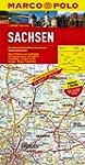 MARCO POLO Karte Sachsen 1:200.000 (M...