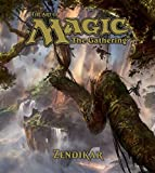 img - for The Art of Magic: The Gathering - Zendikar book / textbook / text book