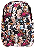 Disney Frozen Elsa Anna Olaf All-over Print Loungefly Backpack