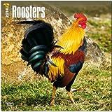 Roosters 2014 - Hähne: Original BrownTrout-Kalender [Mehrsprachig] [Kalender]