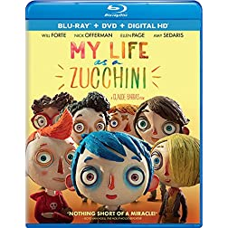 My Life as a Zucchini [Blu-ray]