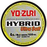 Yo-Zuri Hybrid Ultra Soft 600-Yard Fishing Line