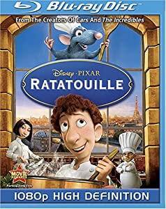 "Cover of ""Ratatouille [Blu-ray]"""