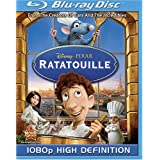 Ratatouille [Blu-ray] ~ Brad Bird