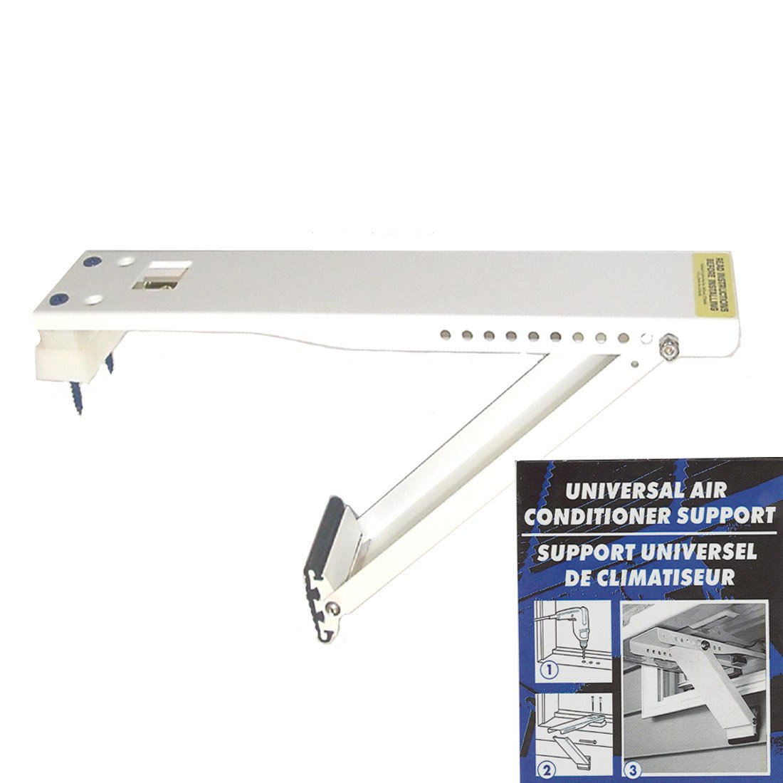 Air Conditioning Window Unit Light Duty Support Bracket