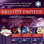 Sin City Collectors Boxed Set: Queen of Hearts, Dead Man's Hand, Double or Nothing | Kristen Painter
