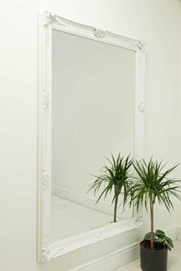 Abbey White 170 x 109 Mirror