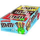 M&M's Chocolate Candy Variety Pack, Singles (18 Count)