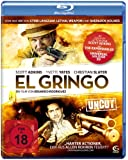 El Gringo (Uncut) [Blu-ray]