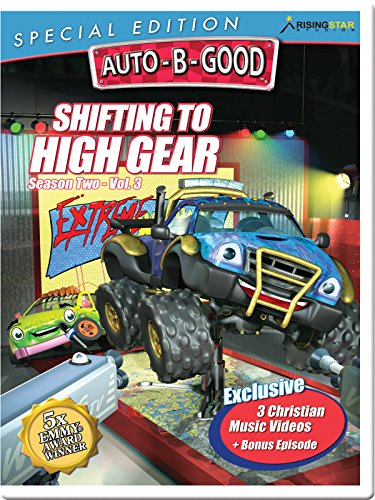 Auto-B-Good: Shifting to High Gear (Special Edition)