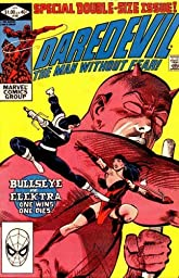 Daredevil #181 - Death of Elektra