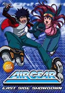 Air Gear V1 East Side Showdown