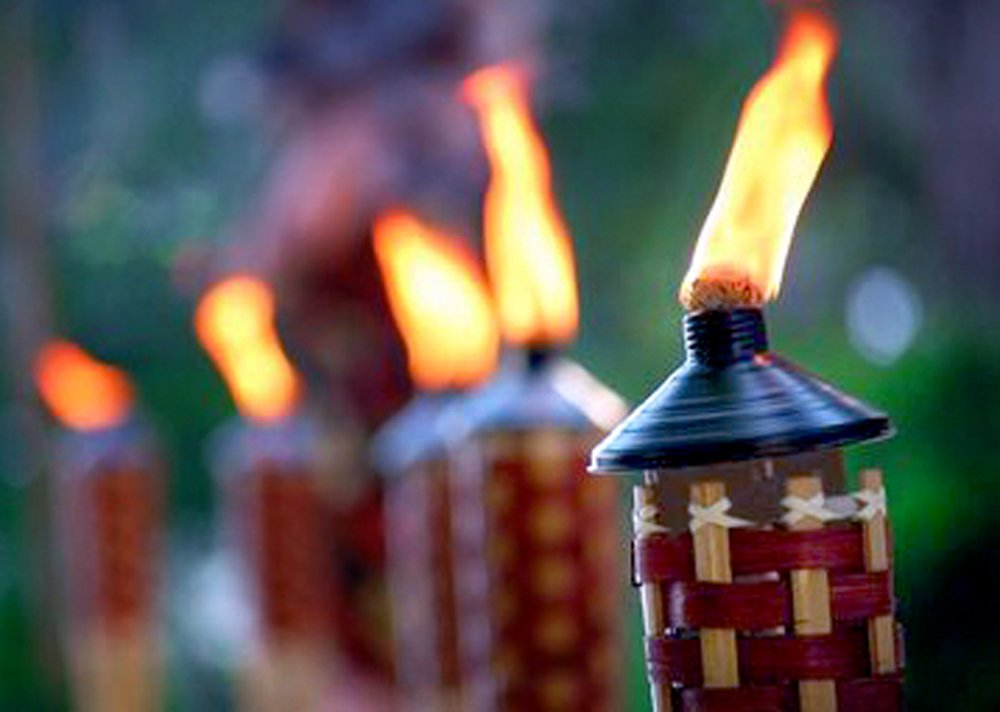 Tiki Torch Wicks