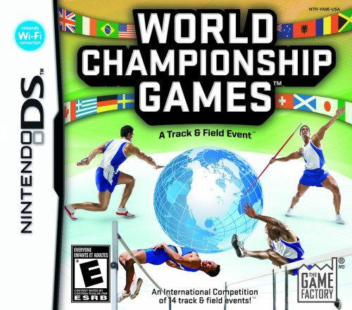 World Championship Games: A Track & Field Event - Nintendo DS - 1