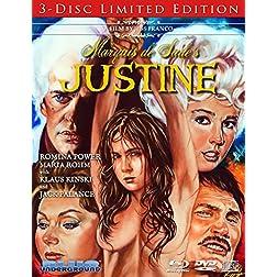 Marquis de Sade's Justine [Blu-ray]