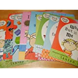 Charlie and Lola Collection -10 Books- 6 paperback+1 Hardback+3 Activity books (I am not sleepy and I will not go to bed/I will not ever never eat a tomato/Say cheese(hardcover)/Whoops but it wasn't me(book and Cd)/My wobbly tooth must not ever never fall out(book and Cd)/We honestly can look after your dog(book and Cd)/I've won, no I've won(book and Cd)/+ 3 Charlie and Lola activity books)by lauren Child