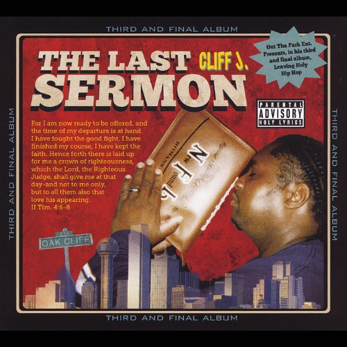 Cliff J - Last Sermon
