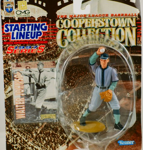 1997 MLB Starting Lineup Cooperstown Collection - Walter Johnson