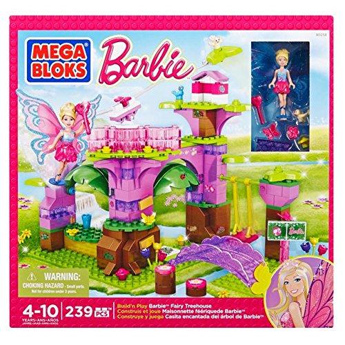 Mega Bloks Barbie Barbie Fairy Treehouse 4+ online kaufen