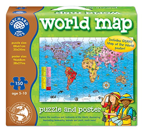 orchard-toys-weltdiagramm-puzzlespiel-und-plakat-world-map-puzzle-and-poster