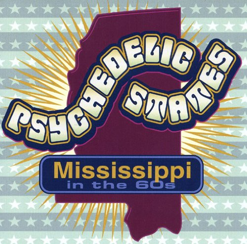 Psychedelic States: Mississippi In The 60'S front-210561