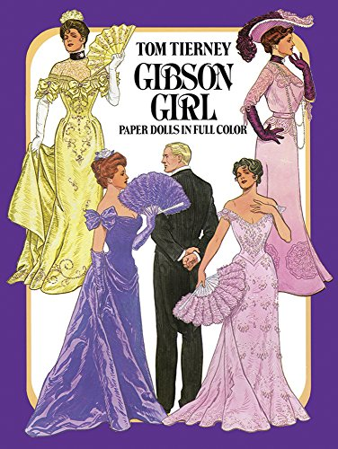 Gibson-Girl-Paper-Dolls-Dover-Victorian-Paper-Dolls