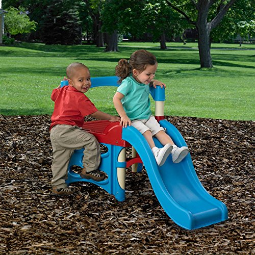 American Plastic Toys My First Climber (Kids Slide Plastic compare prices)