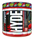 ProSupps Mr Hyde Intense Pre Workout Pikatropin Free Formula, Cherry Bomb, 8.0 Ounce