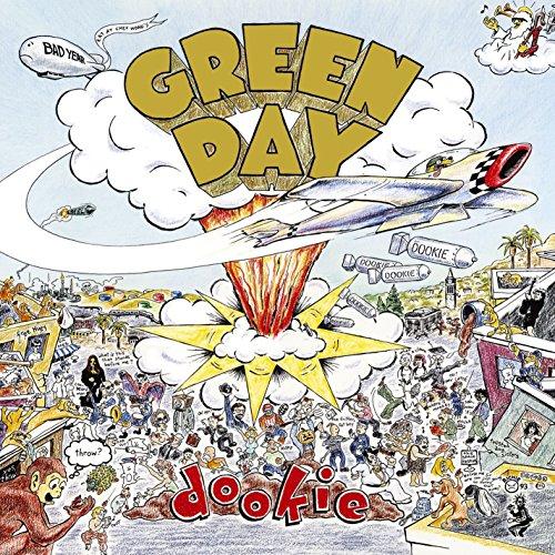 Vinilo : Green Day - Dookie (180 Gram Vinyl)