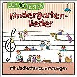 Music - Die 30 besten Kindergartenlieder - Mit Liedtexten zum Mitsingen