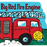 Big Red Fire Engine