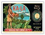 Ka-La The Sun Brand
